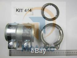 Vw Golf 1.9tdi Mk.5 Catalyst Converter (bkc Bxe Bls Bxf Bru) 1/04