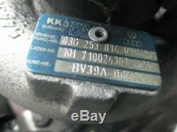 Vw Golf V 5 (1k1) 1.9 Tdi Turbo 03g253014 Exhaust Manifold