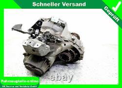 Vw Skoda Seat Equipment Lhy Speedbox 6 Radius Lhy 1.4 Tsi Vw Golf V 1k