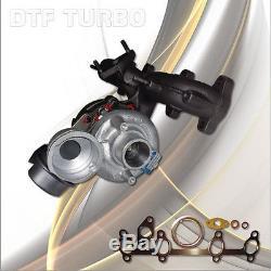 Vw Touran Golf V Turbo 1.9 Tdi 77kw 105ps Bjb / Bkc / Bxe / Bru / Bxf / Bxj