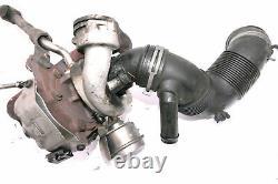 Vw Touran Golf V Turbocharger Turbo 1.9 Tdi 77kw 105ps Bls 03g253014m