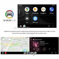 4GB Android 10 Autoradio For VW Passat Golf 5 6 Polo Tiguan Jetta Seat DAB+ TNT