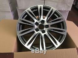 4 Roues 19 pouce VW Golf 5 6 7 Audi A3 Q3 Q5 Seat Leon Skoda Octavia