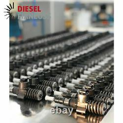 4xAudi A6 2.0 Tdi Bosch Diesel Carburant Injecteur 0414720404 0414720402