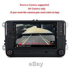 6.5 Autoradio RCD330 CarPlay 280 187B BT Pour VW Golf 5 6 Polo Tiguan Passat