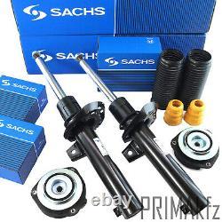 6x SACHS Amortisseur Soufflet de Cardan Pallier Avant pour Seat VW Golf 6 ø55mm