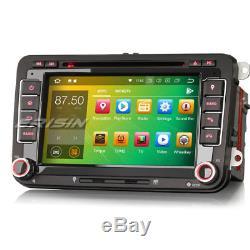7Android 8.0 Autoradio Navi DAB+GPS for PASSAT GOLF TOURAN Tiguan SKODA SEAT