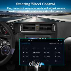 7 Autoradio Carplay Android Auto BT RDS DSP pour VW GOLF POLO PASSAT TIGUAN EOS