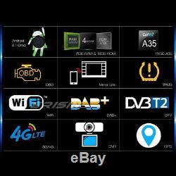 8DAB+Autoradio Android 8.1 CD OPS für VW PASSAT GOLF5/6 TOURAN JETTA Tiguan EOS