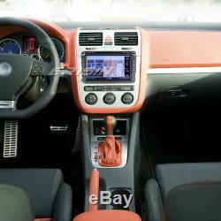 8DAB+Autoradio For touran golf 5 6 passat tiguan Tiguan jetta Seat Skoda DVD BT