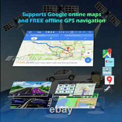 8 Android 10.0 Autoradio GPS TNT WiFi TPMS pour VW Golf 5 6 Skoda Passat SEAT