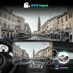 8-Core Android 10.0 Autoradio For VW Golf Passat Skoda Tiguan Touran T5 DAB+ DVD