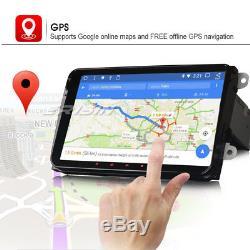 9Android 7.1 Autoradio for Passat Golf Touran Tiguan Sharan Seat Octavia GPS BT