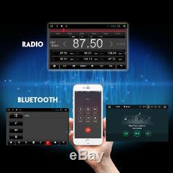 9Android 7.1 Touchscreen 2 Din Autoradio DAB+GPS Radio USB BT VW Golf 6 Passat