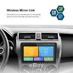9Android 8.1 Autoradio GPS voiture pour VW Polo Tiguan Passat Skoda Golf SEAT