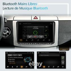 9 AUTORADIO Android 2+32G GPS NAVI RDS Touchscreen For VW GOLF 5 6 Passat Polo