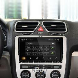 9 Android Autoradio Stéréo GPS Navi pour VW PASSAT GOLF 5 6 JETTA SEAT SKODA