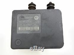 ABS Appareil de commande Groupe/Agrégat bloc hydraulique pour VW Golf 5 V 1K