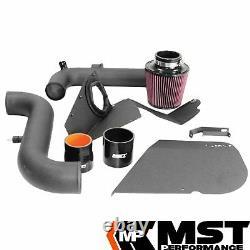 Air Filtre Admission Kit Par MST Performance pour Golf mk5 Gti mk6 R TFSI