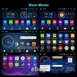 Android 10 2 Din Autoradio For VW PASSAT PEUGEOT GOLF 4 IBIZA T4 T5 CD DAB 5986