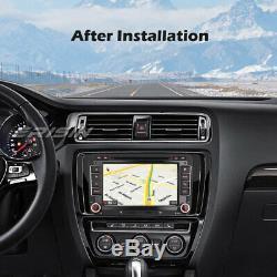 Android 10 Autoradio For VW Seat Skoda Golf Toledo Altea Yeti DAB+ DVR TPMS 5148