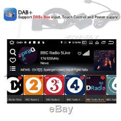 Android 8.0 DAB+Autoradio GPS NAVI DVD PASSAT GOLF TIGUAN POLO AMAROK EOS SEAT