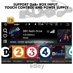 Android 9.0 Autoradio For VW Golf Passat Skoda Tiguan Touran 4G OPS TNT DAB+ CD