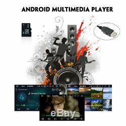 Android 9.0 Autoradio For VW PASSAT PEUGEOT GOLF 4 IBIZA T4 T5 DVD DAB+ TNT 4886