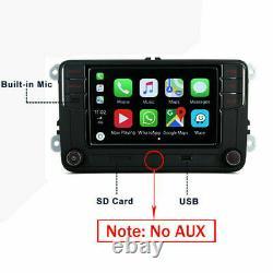 Autoradio Carplay Android Auto RCD360 187B BT Pour VW Golf Polo Jetta Tiguan CC