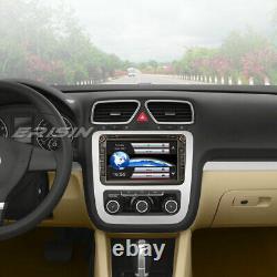 Autoradio For VW Golf Seat Skoda T5 Altea EOS Tiguan Bluetooth CD GPS SWC 87285