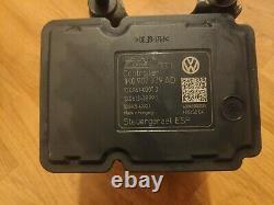 Bloc ABS VW Golf Audi A3 Seat Lion Skoda Réf 1K0614517BD 1K0907379AD