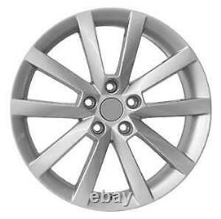 Cerchi lega Audi A3, Seat Leon, Skoda Volkswagen Golf 17 pollici W3503 wsp