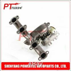Complete turbocharger GT1749V 713672 for VW Golf 4 1.9 TDI 90 110 HP 1997-2003