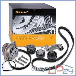 Contitech Kit De Distribution + Pompe Eau Vw Bora Golf 4 1j 1.4 16v