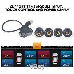 DAB+ Android 8.1 Autoradio GPS Bluetooth pour VW Passat Golf 5 Polo Tiguan Seat