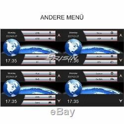 DAB+Autoradio DVD For VW Leon Golf 5 6 SEAT Skoda EOS Bluetooth CD 3G GPS 77148