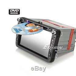 DAB+Autoradio For VW PASSAT GOLF MK5 6 TOURAN Seat Skoda DVD OBD TNT WIN8 88115