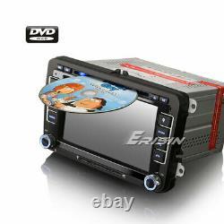DAB+ Autoradio Navi TNT 3G CD For VW Golf 5 Tiguan Passat Caddy Jetta Skoda Seat