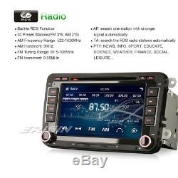 DVD GPS Autoradio For touran golf 5 6 passat tiguan Tiguan jetta Bora Seat Skoda