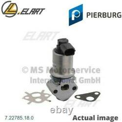 EGR Valve pour Audi, VW, Seat, VW (FAW) A3, 8L1, Apg, Golf IV, 1J1 PIERBURG