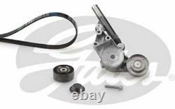 GATES Kit de courroies d'accessoire pour SEAT LEON VOLKSWAGEN GOLF K046PK1660