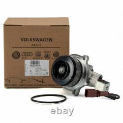 Kit Courroie de Distribution Avec Pompe à Eau Original Volkswagen Golf VII Tdi