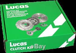 Kit d'embrayage avec volant moteur LUCAS LKCA600042F pour GOLF, TOURAN, A3