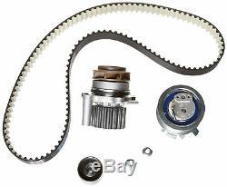 Kit distribution + pompe à eau A3 A4 Golf 4 et 5 1.9 TDI 2.0 TDI idem KTBWP2961