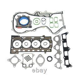 Kit piston et joint de culasse pour Audi A3 VW Golf Tiguan Touran Passat 1.4 TSI
