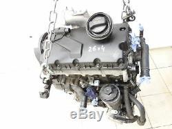MOTEUR pour VW Golf 5 V 1K 03-09 126TKM