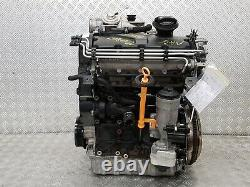 Moteur Audi A3 Golf V 5 Seat Ibiza Leon Skoda 1.9 tdi 105cv type BXE 79 525 km