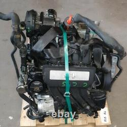 Moteur Ccs VW Golf 6 Passat Audi A3 Seat Altea Skoda Octavia 1.6 Essence Utilisé