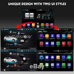 Octa-Core Android 9.0 DAB+Autoradio VW BORA GOLF IV TRANSPORTER Seat PEUGEOT 307