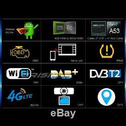 PX6 DAB+Autoradio Android 9.0 OPS VW PASSAT GOLF 5/6 TIGUAN TOURAN SEAT SKODA 9